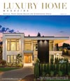 Luxury Home Magazine cover